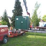 5-cabin-offloaded-onto-our-trailer