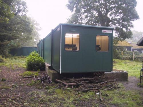 Refurished-cabins