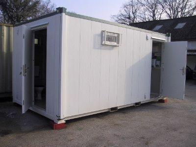 anti vandal toilet unit