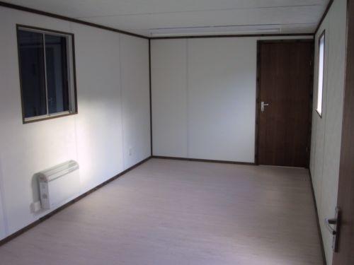 inside an ironclad office